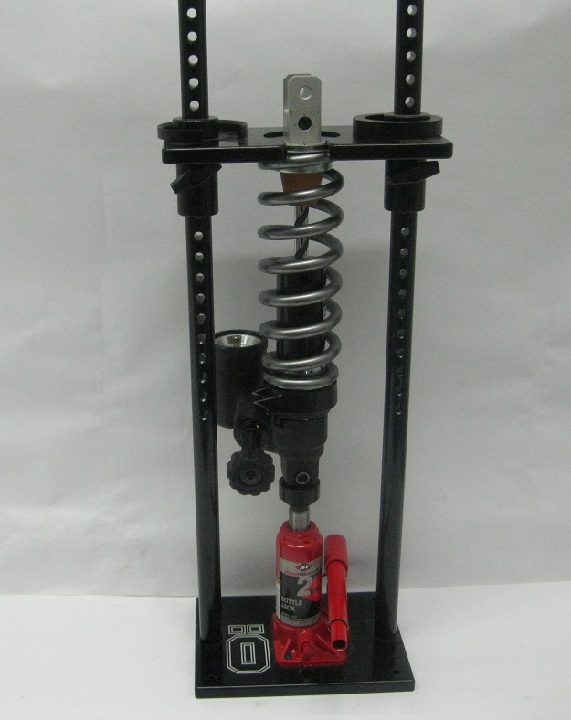 Afrirca Twin Shock Spring MAchine Ohlins