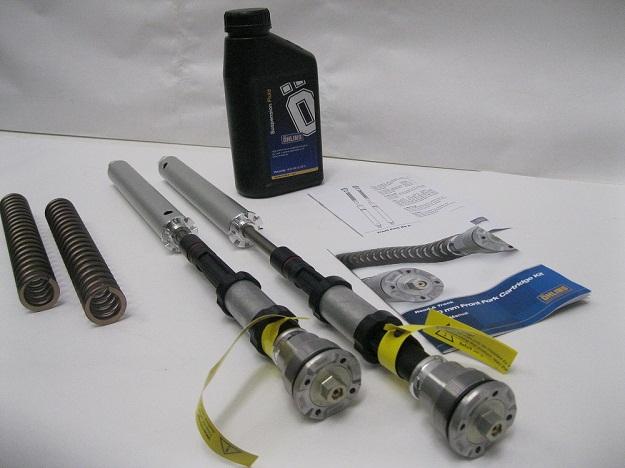 Aprilia RSV4 Ohlins Conversion Suspension Fork 30mm CArtridge Kit
