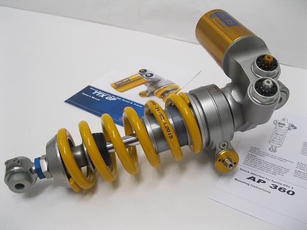 Ohlins Aprilia Shock RSV4 TTX GP AP360