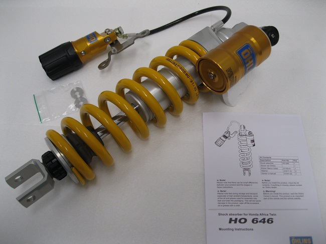 Ohlins HO646