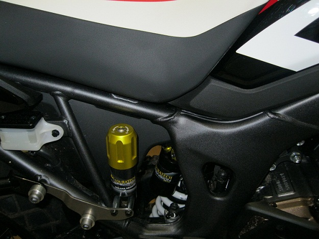 Preloader With Longer spacers Touratech Africa Twin Shock