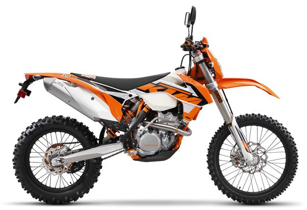 2016 Ktm 350 EXC-F Ohlins