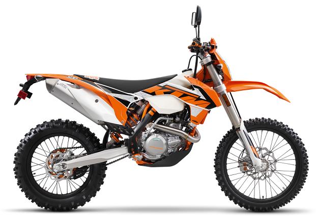 2016 Ktm 500EXC Ohlins