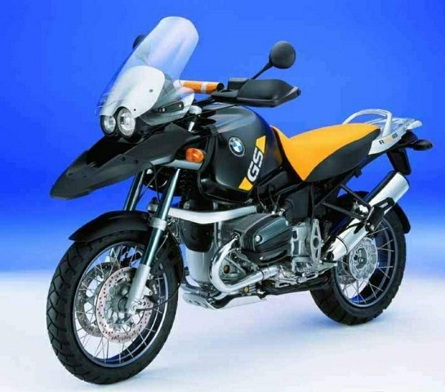 BMW R1150GS ADV 2