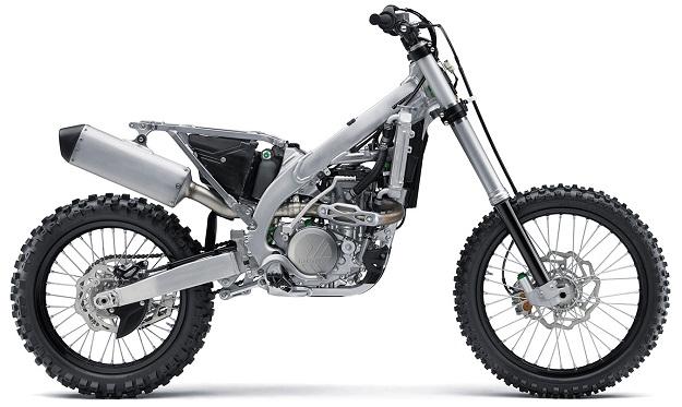 2016 KXF 450 Ohlins TTx