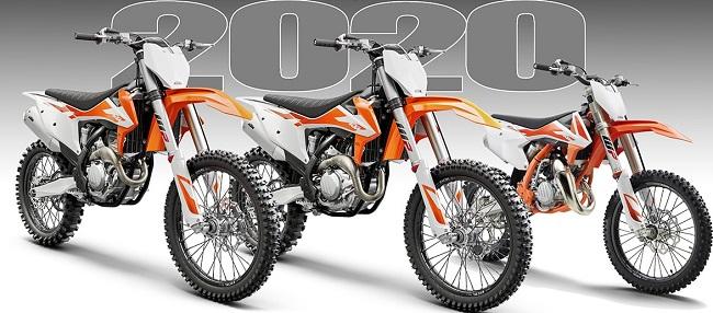 KTM 2020 250SXf, 350SXF, 450SXf Ohlins A1 Kits