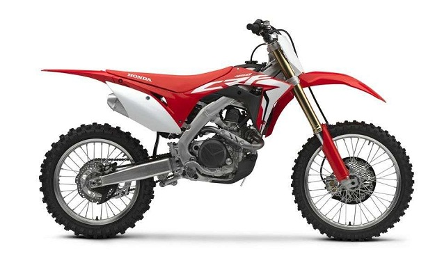 2018_honda_crf450r_first Test MXA _Ohlins TTX Flow Shock_Fork_Springs_Rates_kit