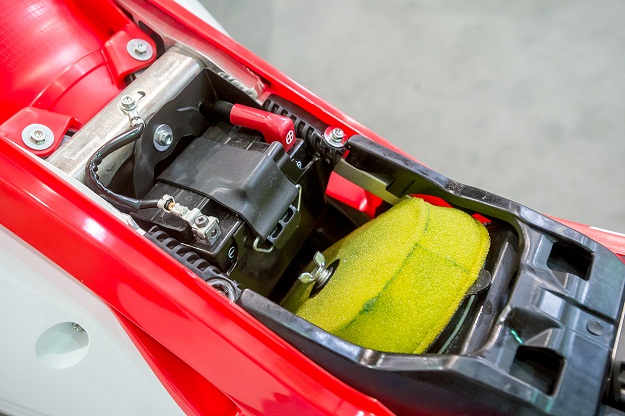 Honda 2017 Battery Strater Option CRF450R