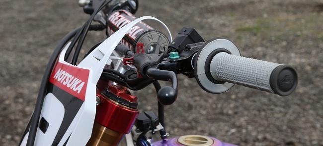Honda 2017 CRF450R Air Fork Fix_Ohlins TTx Cartridge Kit