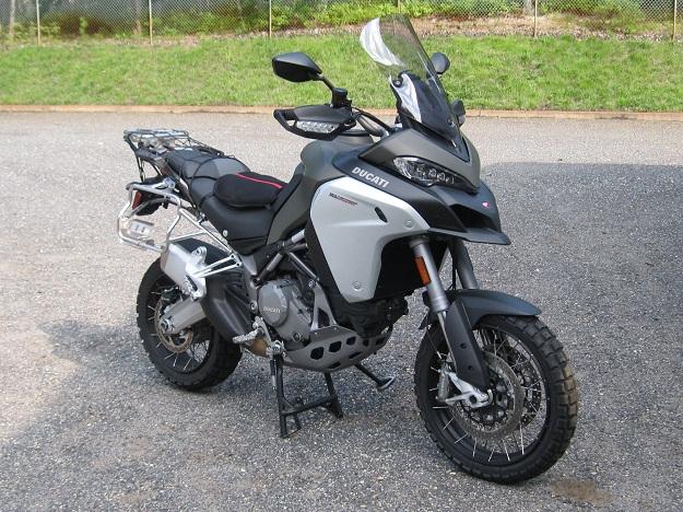 Suspension Sachs Skyhook Ducati Enduro 1200 Multistrada