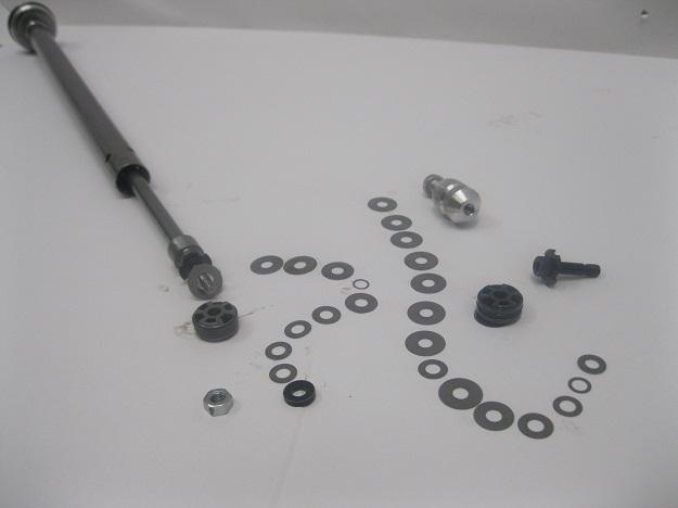 Honda CRF250L Fork Revalving