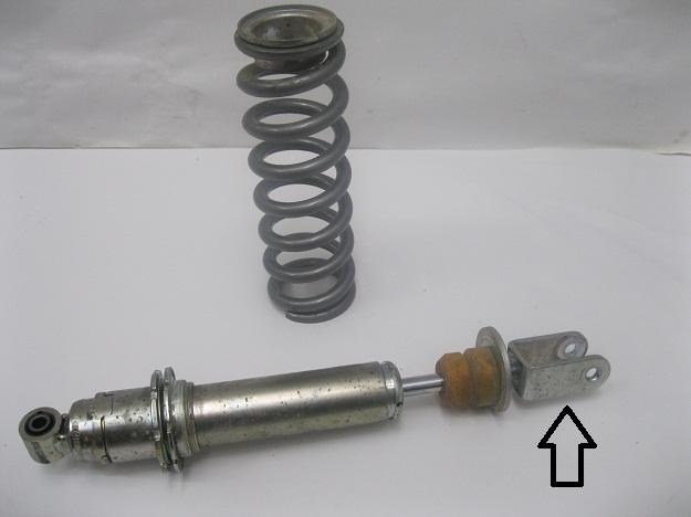 Honda CRF250L Shock Spring Rate