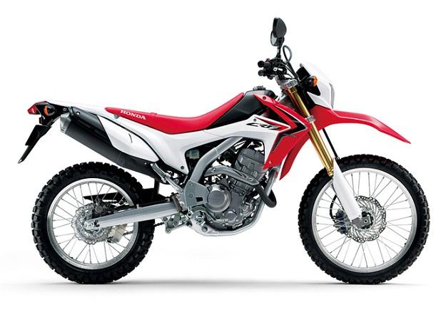 Honda CRF250L _Ohlins Shock HO429_Shock and Fork Springs Heavy Duty