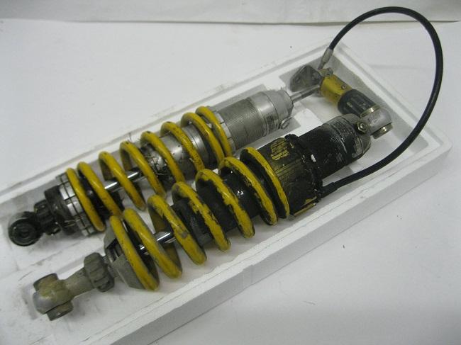 Ohlins Bmw Shock rebuilding Bm425 BM941 Bm215 BM216