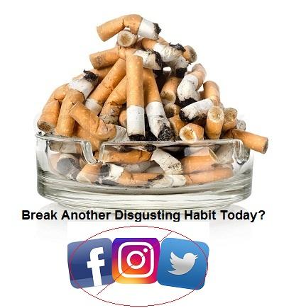 disgusting habit