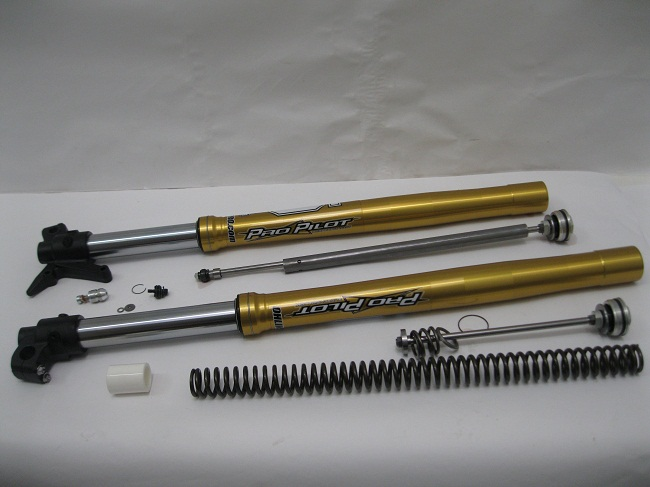 Honda Pilot Build >> Ohlins Honda CRF250L Rally Shocks, Forl Spring Kits HO702,FKS123 Pro Pilot Suspension, Ohlins ...