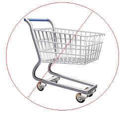 CArt less Web sites rule